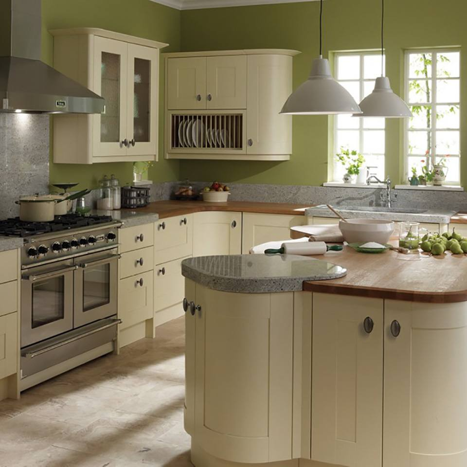 Fitted Kitchens, Bathrooms And Bedrooms Chester, Harwood